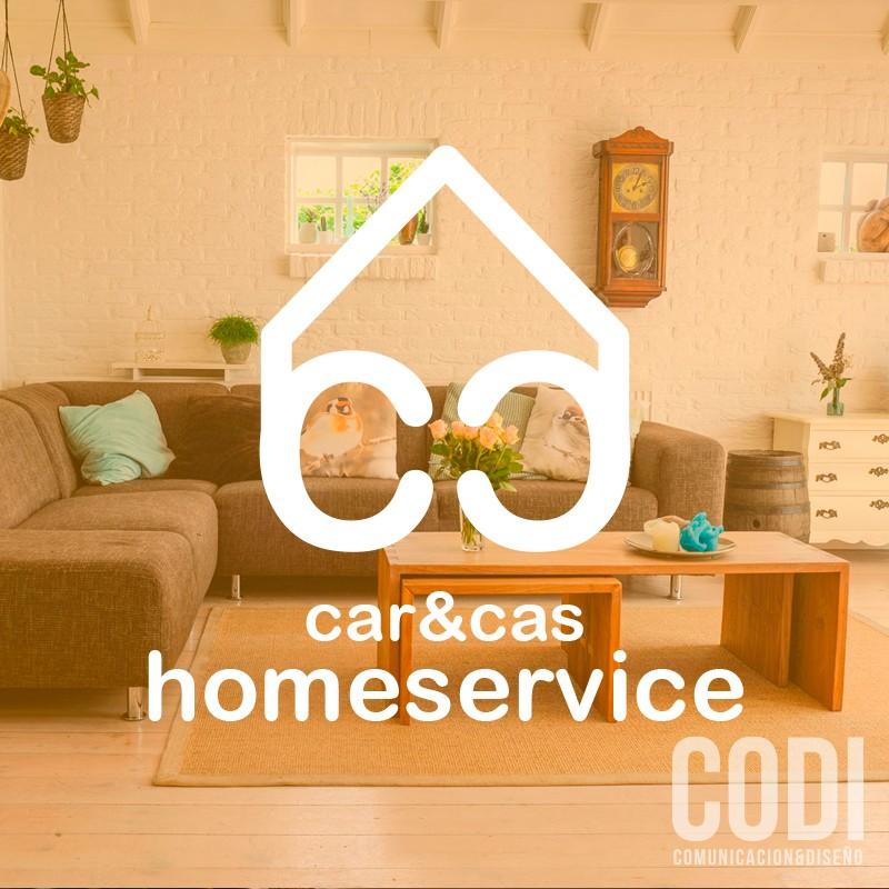 Car & cas homeservice logo en portada