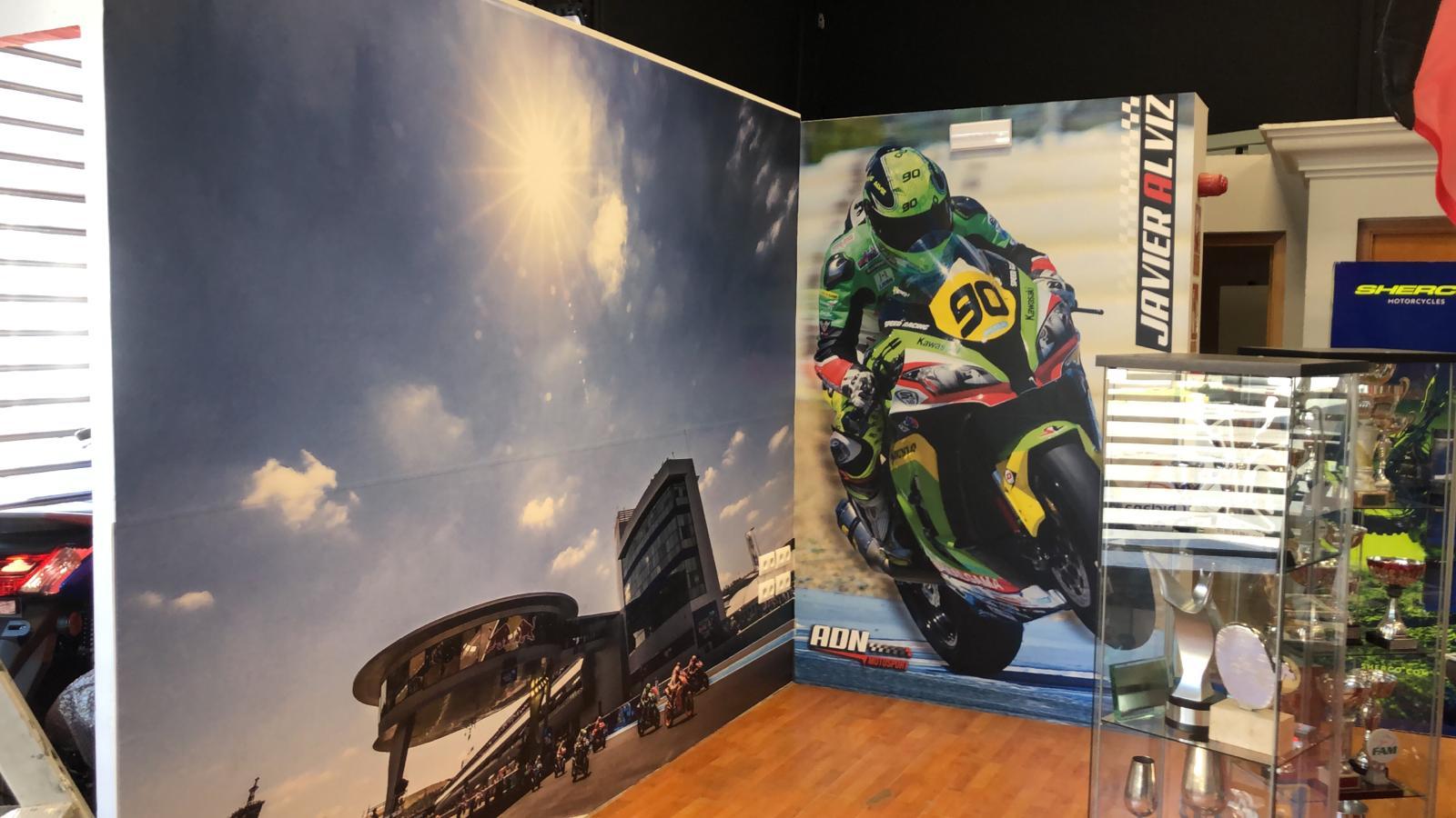 Interior del establecimiento ADN Motorsport